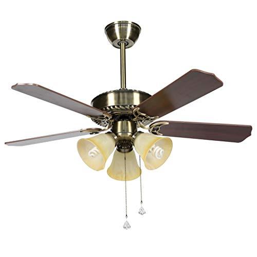 XDLUK Invisible Fan Home Fan Light Ceiling Fan Restaurant Ceiling Fan Light...