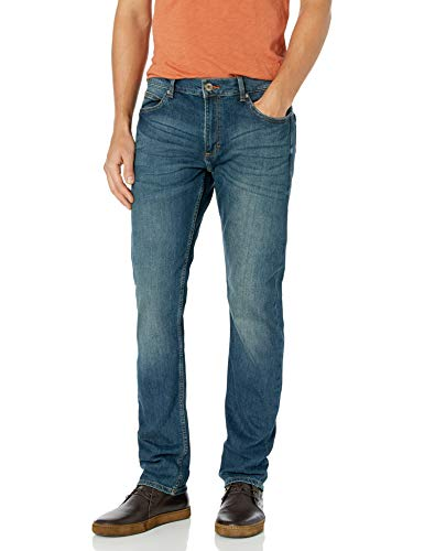 Lee Men's Modern Series Slim-Fit Tapered-Leg Jean, Brazen, 32Wx30L from LEE