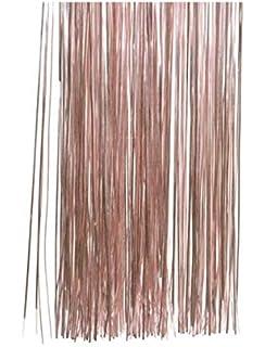 keamingk Capelli d Angelo Natalizi Colori Assortiti CM.50X40 (Rosa) 57e95688cde2