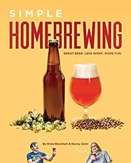 Book Cover: Simple Homebrewing: Great Beer, Less Work, More Fun
