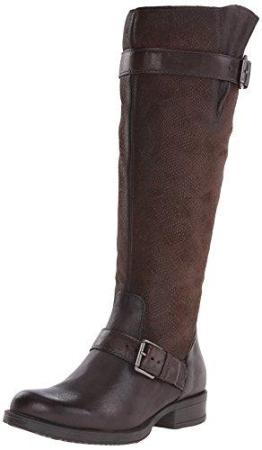 Miz Mooz Womens Archer Brown Size: 39 EU