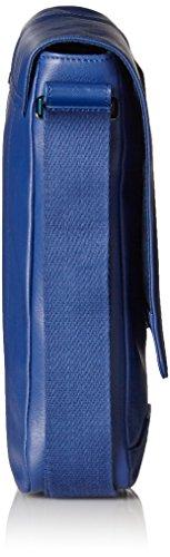 Piquadro CA3685S73/BLU2 Euclide Borsello, Blu