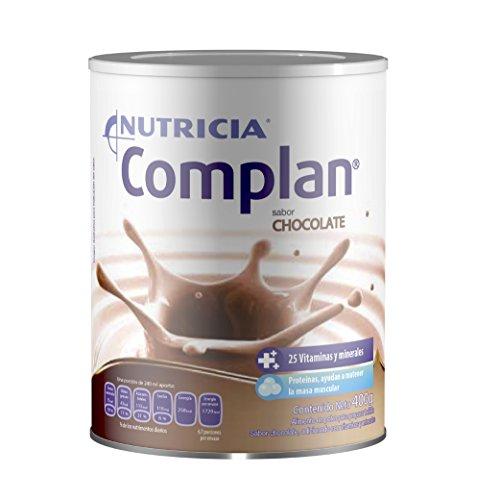 Complan Suplemento Alimenticio, Sabor Chocolate, 400 g