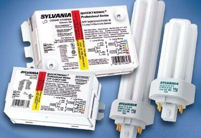 Sylvania 51833 Qtp-2X26/Cf/Unv-Dm Lo Pwr Blst - Npf Electronic Ballast