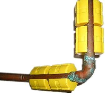 4 x cierre magnético acondicionador de agua cal Remover Sarro SP4