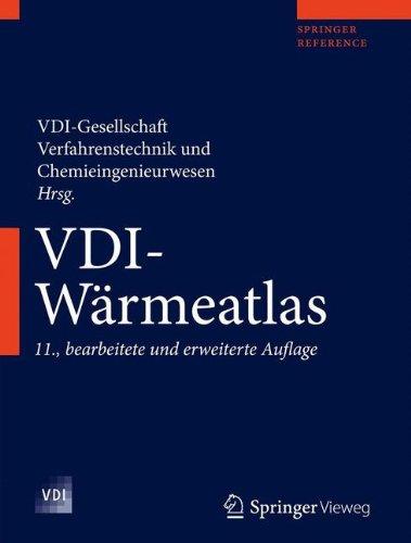VDI-Wärmeatlas (VDI-Buch)