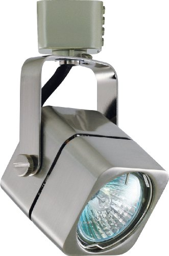 Liteline AO1012-BN-120V Apollo Track Fixture, 120V, Brushed Nickel