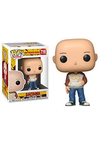 Pop! Anime One Punch Man- Casual Saitama Stand