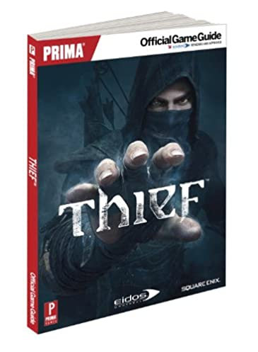 thief prima official game guide prima official game guides rh amazon com thief prima official game guide Prima Guides Kirby 64