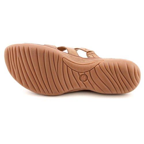 Baretraps Trampas Desnudas Caine Toe Toe Botines Moda Mujeres Beige