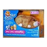 Zhu Zhu Pets Hamster Mr. Squiggles - Light Brown