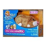 Zhu Zhu Pets Hamster Mr. Squiggles - Light Brown