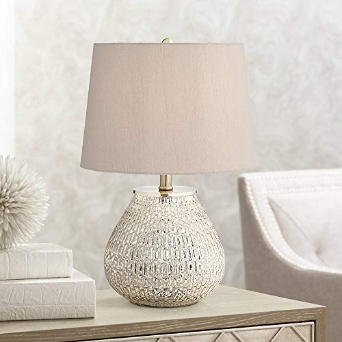 (Zax Cottage Accent Table Lamp 19 1/2