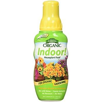 Espoma Company INPF8 Organic Indoor Plant Food, 8 oz