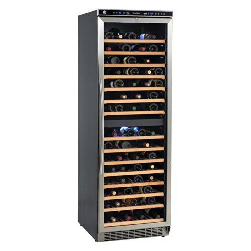 Avanti Avanti WCR683DZD-2 Wide Dual Zone Wine Cooler, 24-Inch