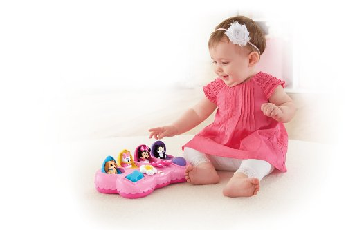 Fisher-Price Disney Baby: Minnie Mouse Pop-Up ()