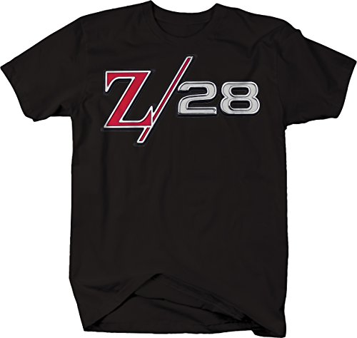 Camaro Z/28 Z28 Classic Emblem Logo Muscle Car Jet - Graphic Camaro Tee