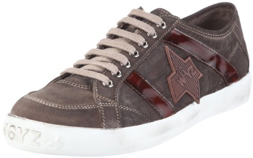 Wyzz Skater Laces 2004726 Herren Sneakers Grau (ANTRACITE-NERO)