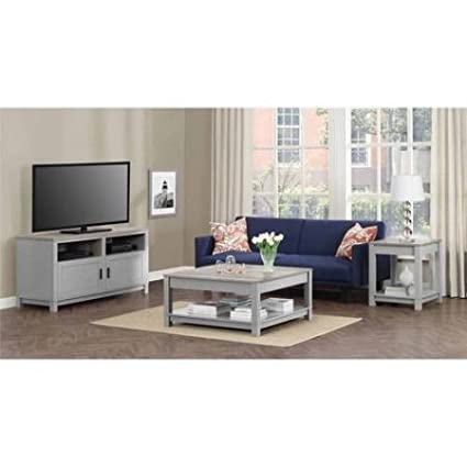 Amazoncom Better Homes And Gardens Langley Bay Coffee Table Gray