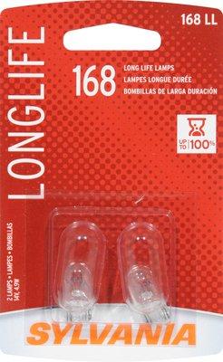 Sylvania 168Ll Long Life Bulb   Pair