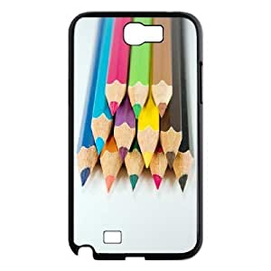 ALICASE Diy Design Back Case Colored Pencil For Case Samsung Galaxy S4 I9500 Cover [Pattern-1]