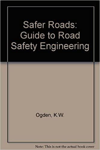 Safer roads a guide to road safety engineering k w ogden safer roads a guide to road safety engineering fandeluxe Choice Image