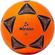 Mikasa S3030 Heavy Duty Rubber Soccer/Kickball Orange, 8 1/2&