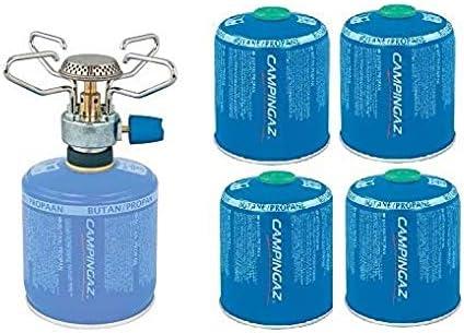 ALTIGASI Hornillo de Gas de Camping BLEUET Micro Plus ...