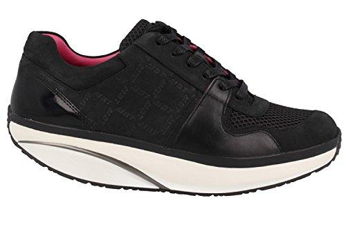 MBT Shoes Black 700781-03U Nafasi 36 Black by MBT