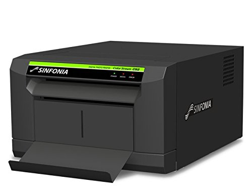Sinfonia Color Stream CS2 Photo Printer - WITH 3 YEAR WARRANTY INCLUDED! by Sinfonia