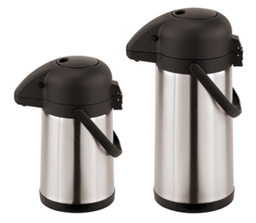 Paderno World Cuisine Push-Button Airpot 2-Quart by Paderno World Cuisine