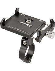 Dioche GUB Mountian Bike Teléfono Montar Universal Ajustable de Bicicletas de Teléfono Celular GPS Montar Soporte de Soporte Abrazadera de la Horquilla(Negro)