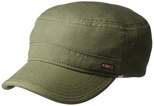A. Kurtz Men's Lake Legiion Cap, Olive Drab, (A Kurtz Cap)