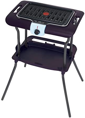 Barbecue Electrique sur Pieds Easy Grill'N Pack Thermo Spot