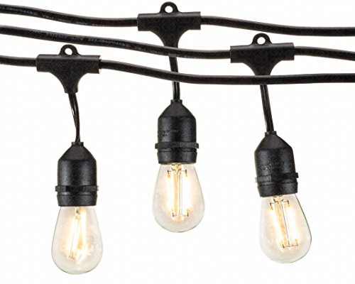 Deneve Outdoor String Lights Bulbs product image