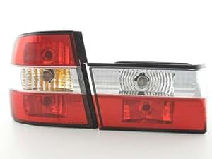 FK Automotive FKRL0907 Montaje de Luces Traseras, Color Rojo/Claro