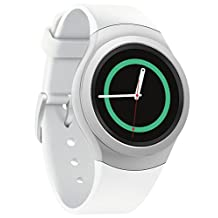 Samsung Gear S2 Smartwatch for Most Android Phones-Silver