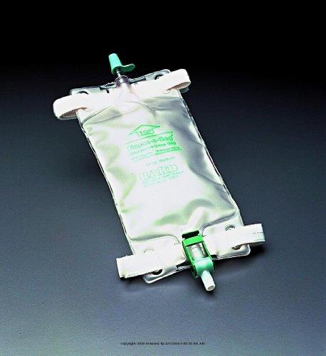 Dispoz-a-Bag® - Sterile-Capacity: 19 fl oz Includes: Flip-Flo Valve (NO Leg Straps) Size: 9 3/4