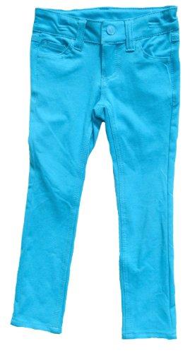 Faded Glory Evacindy Adjustable Waist Girls Knit Color Je...