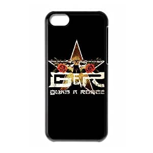 IPhone 5C Phone Case for Classic Band GUNS N' ROSES theme pattern design GCBGNRS905981