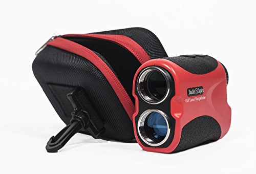 Kozyvacu Double Eagles Depro-600 Golf Laser Range Finder With Pin Sensor, Laser Binoculars, Free Battery, Water Proof by Kozyvacu (Image #1)