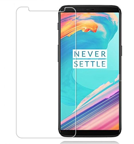Oneplus 5T Screen Protector, Vigeer [ 2 Pack ] [0.3mm, 2.5D]