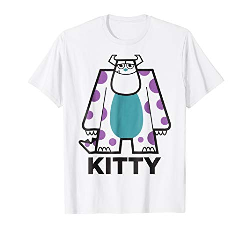 Disney Monsters Inc. Kitty Sulley Graphic