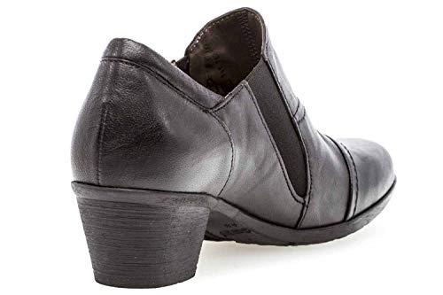 Gabor 94 Trouser Shoe Noir 491 Sherbert U8qfaw8rxv