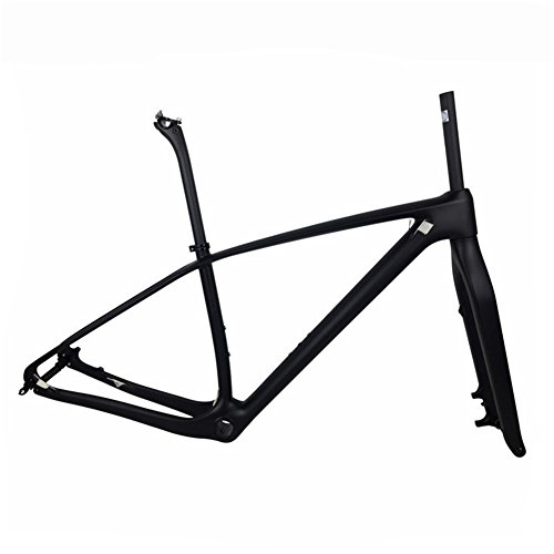 Smileteam 29er T1000 Full Carbon Mountain Bike Frame Ultralight Carbon MTB Bicycle Frameset With Fork And Seatpost