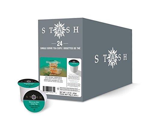 Stash Tea SNST5846-96 Morocann Mint Tea - 96 Count by Stash Tea