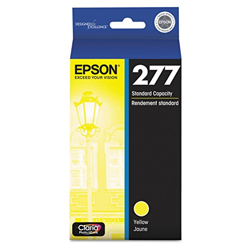 EPST277420 - Epson Claria 277 Ink Cartridge - Yellow