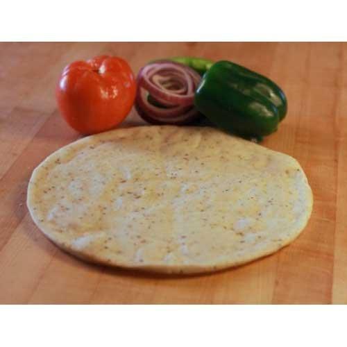 Venice Bakery Crust Pizza 6.75 Inch Gluten Free Seasoned -- 40 per case. by VENICE BAKERY