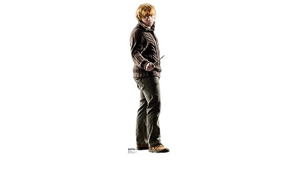 Harry Potter - cartón a tamaño real/real de Ron Weasley ...