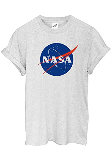 TeeIsland National Aeronautics and Space Administration – NASA Logo T Shirt